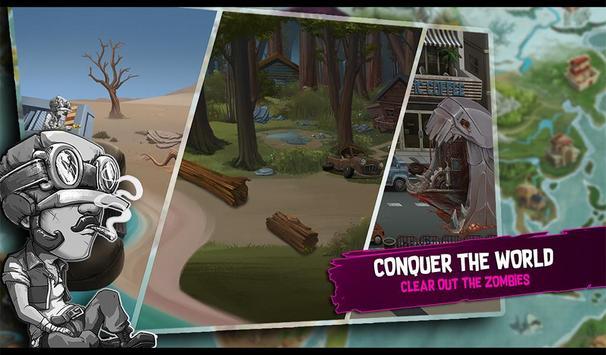 Zombie Heroes screenshot 15