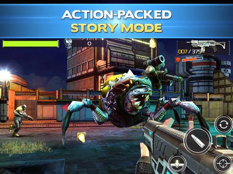 Strike Back تصوير الشاشة 12