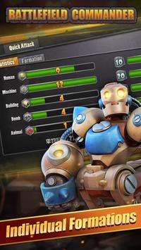 Battlefield Commander (Unreleased) apk screenshot