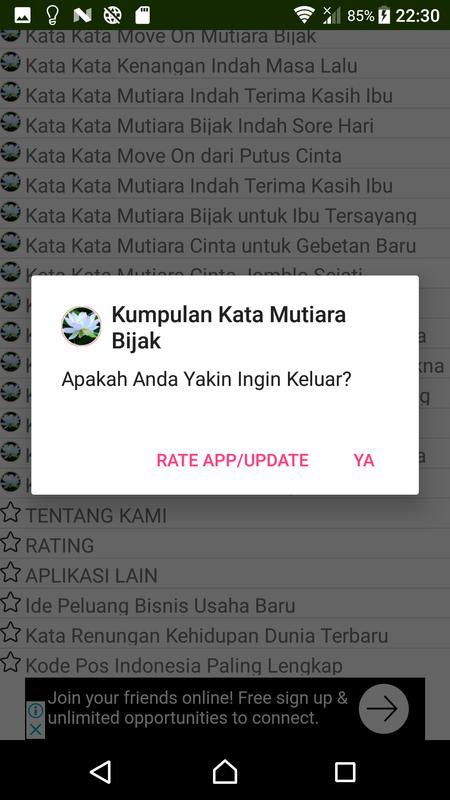 Kumpulan Kata Mutiara Bijak Fur Android Apk Herunterladen