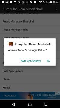 Kumpulan Resep Martabak screenshot 6