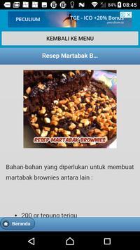Kumpulan Resep Martabak screenshot 8