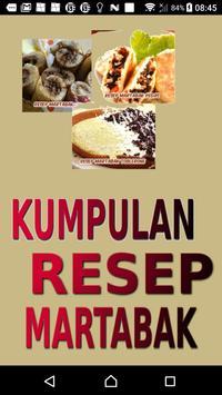 Kumpulan Resep Martabak poster