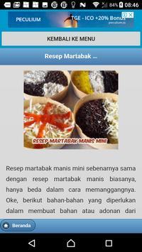 Kumpulan Resep Martabak screenshot 24