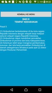 Undang-Undang Ombudsman apk screenshot