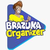 Brazuka Organizer icon