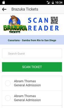 Brazuka Scan Reader apk screenshot