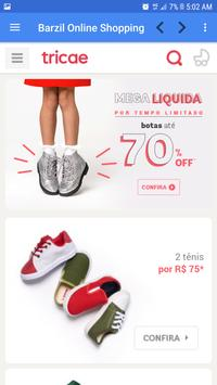 Brazil Shopping screenshot 3