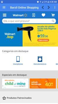 Brazil Shopping screenshot 1