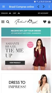 Brazil Shopping screenshot 9