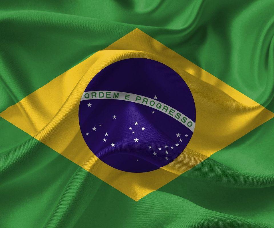 Brazil Flag Wallpaper Para Android