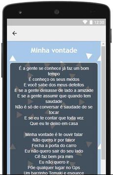 Fred e Gustavo Letras apk screenshot