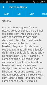 Brazilian Beats screenshot 1
