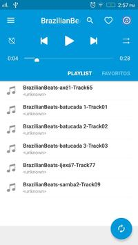 Brazilian Beats screenshot 2