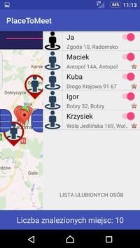 Miejsce spotkań screenshot 3