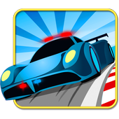 Police Car Racing icon