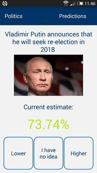 World Predictor apk screenshot