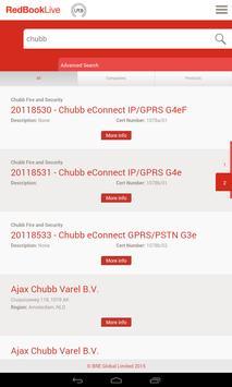 RedBook Live apk screenshot