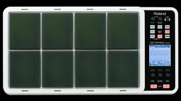 Dj Mixer Pro Drum Instrument 2 screenshot 1
