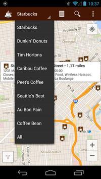 Coffee Finder apk screenshot