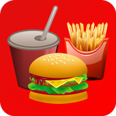 Find Food Fast icon
