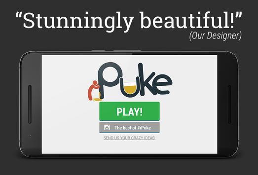 iPuke captura de pantalla 4