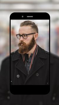 Beard photo editor pro poster