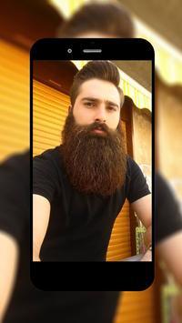 Beard photo editor pro screenshot 1