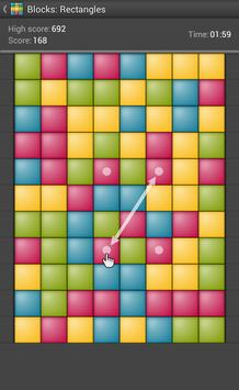 Blocks: Rectangles - puzzle apk screenshot