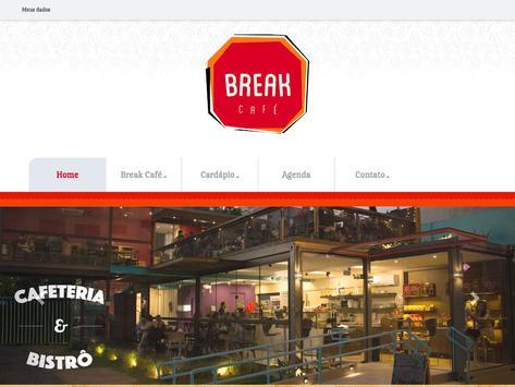 Break Café apk screenshot