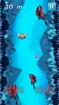 Super Aqua Diving Dog screenshot 1