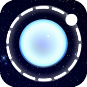 Space Travel Game icon
