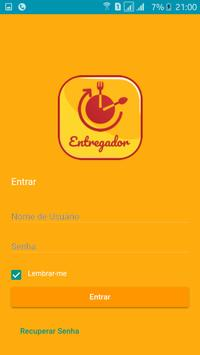 BreakFood Entregador apk screenshot