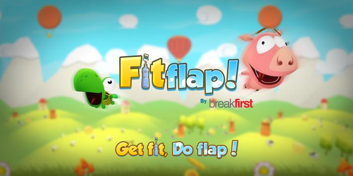 FitFlap Poster