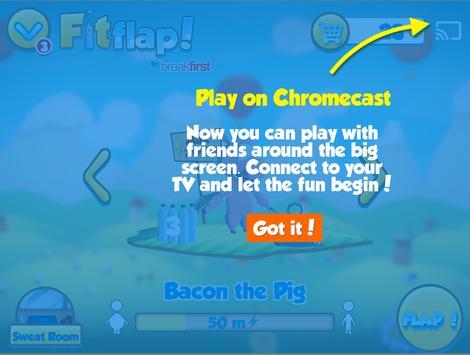 FitFlap captura de pantalla 17