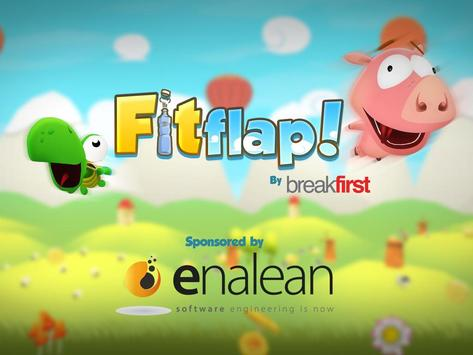 FitFlap Tuleap poster