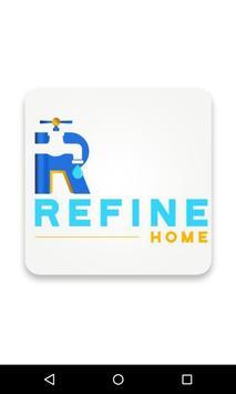 Refine poster