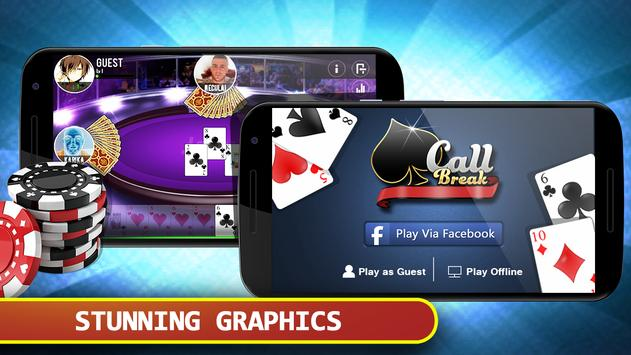 Call Break apk screenshot