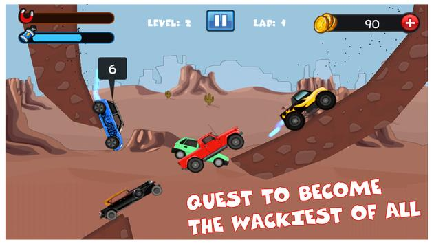 Wacky Racing screenshot 2