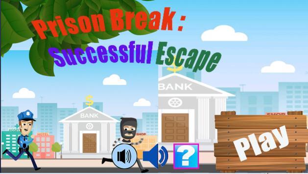 Breakout :Successful Escape apk screenshot