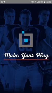 Breakout - Make your play! poster