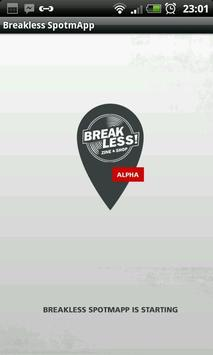 Breakless BMX SpotmApp apk screenshot