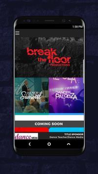 Break The Floor poster
