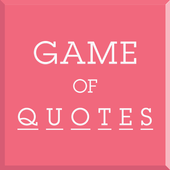 Game of Quotes icon