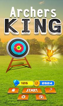 Archers king apk screenshot