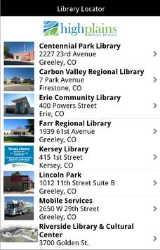 MyLibrary apk screenshot