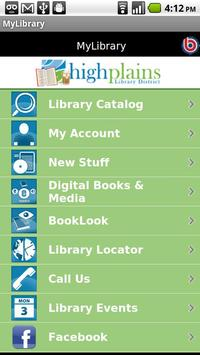 MyLibrary poster