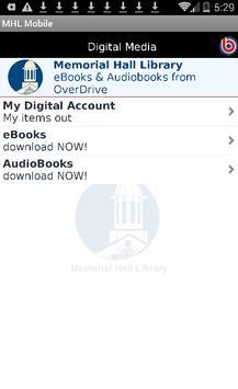 MHL Mobile apk screenshot