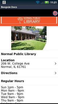 Normal Public Library screenshot 2