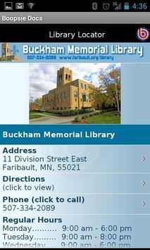 Buckham Library 2Go! screenshot 3